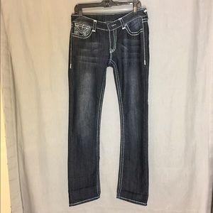 True Religion Blue Joey Super T Jeans Size 31
